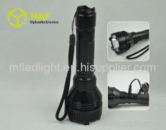 high power cree bulb flashlight