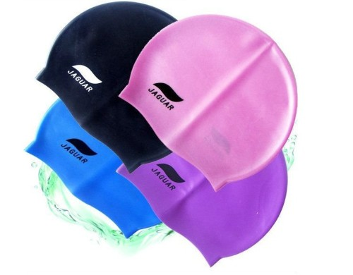 Promotional Silicone Swimming Hat