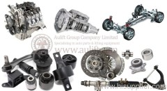 auto engine parts ,auto Chassis parts,auto Electrical parts ,auto body parts,and its repair tools equipments .