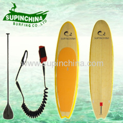 Bamboo Sup board
