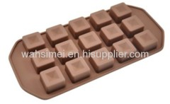 Silicon chocolate mould factory from China