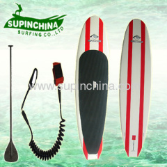 white+red color design paddle board