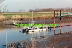 18 inch cutter suction dredger