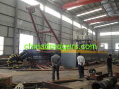 450mm cutter suction dredger