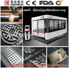 Metal cnc laser cutter for crabon steel