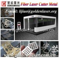 Fiber Laser Cutting Steel Metal 8mm Machine