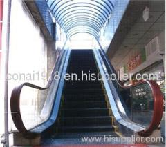 Hot Escalator