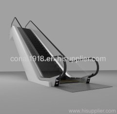 Commercial VVVF Indoor and Outdoor Electric Escalator
