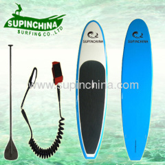 Surfig stand up paddle board