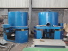 Centrifuge for alluvial gold mining