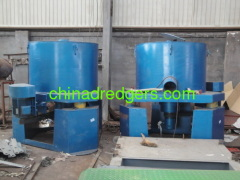 High efficiency gold mining machine