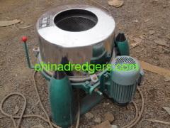 Gravity gold separator/gold concentrator