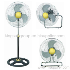18inch 3in1 industrial metal fan