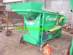 Portable small separation of gold equipment