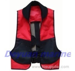 275N automatic inflatable life jacket