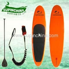 Yoga sup paddle board