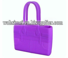 Hot Sale Fashion Silicone Handbag