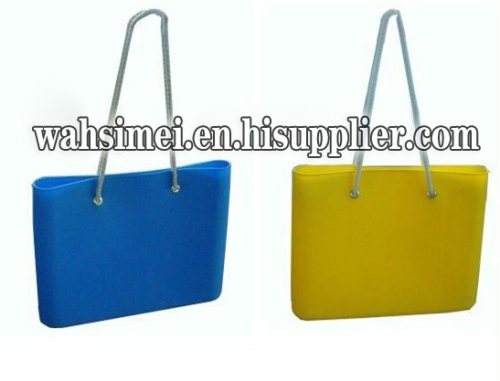 Fashion design Silicon shoulder bag