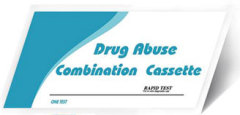 Rapid Drug of Abuse Test / Drug Test / DOA Test