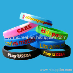 silicon wristbands for girl