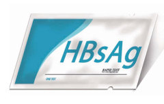 One-step HBsAg Rapid Test Kits