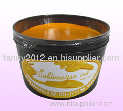 Sublimation Litho-offset Process Inks