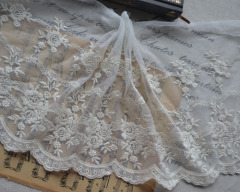 Embroidery lace 15cm