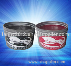 litho transfer printing ink