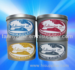 sublimation inks for offset