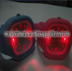 jelly silicone watch wholesale