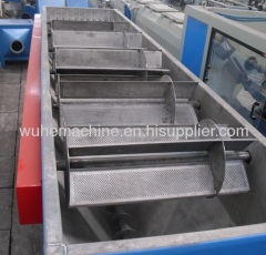 waste plastic recycling washing machine