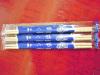 13-Inch Nontoxic Natural Burnished Bamboo Chopsticks 100 pairs