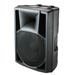 "15"" 2 Way Plastic Speaker Box"