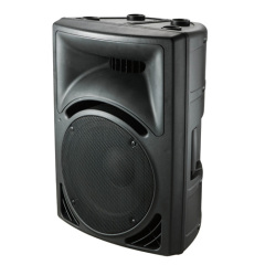 "15"" Plastic Audio Box For Stage"