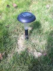 Solar pin lamp