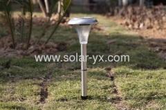 Staninless steel solar lighting