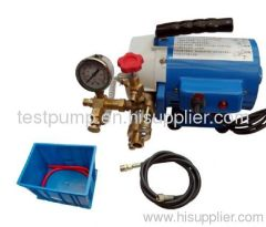 electric test pump