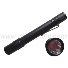 LED penlight flashlight