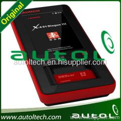 2012 New Launch Scanner Auto Test Original Launch X431 Diagun III