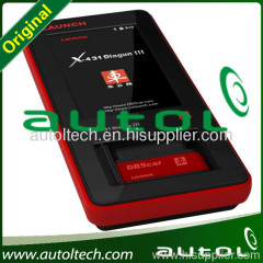2012 Original Launch X431 Diagun III Online Update Car Diagnostic Scanner