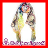 Mori Girl Style Printed Cashmere Wool Scarf For Women Wholesale