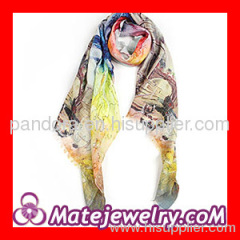 Cashmere Wool Scarf For Women