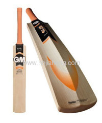English Willow Wooden Cricket Bat With Rubber Handle