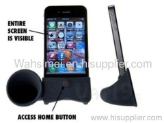 New Iphone Silicon Speaker