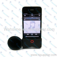 For iphone silicon speaker