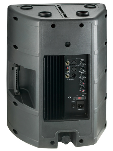 12Plastic Stage Speaker Box