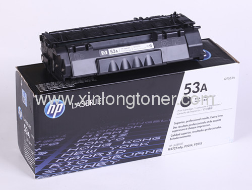 HP Q7553A Original Toner Cartridge