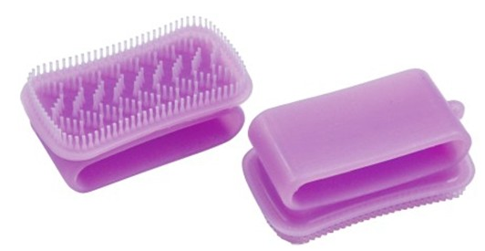 Silicon brushes for pet clean and nursing
