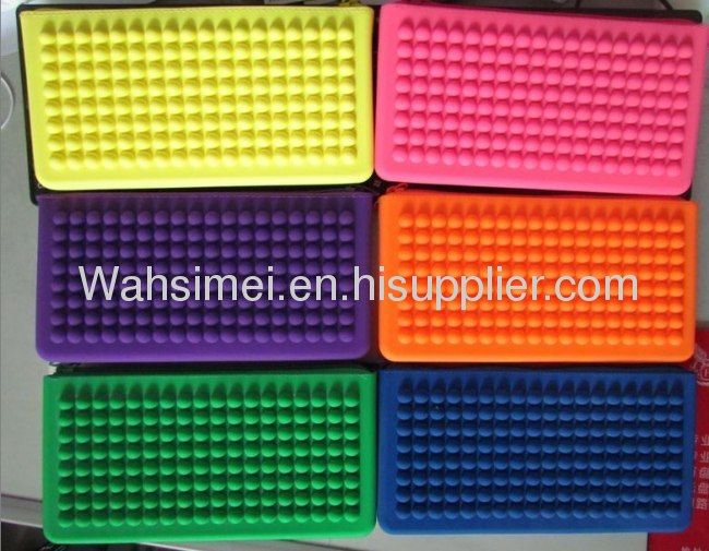 New silicone product for lady for silicone wallet