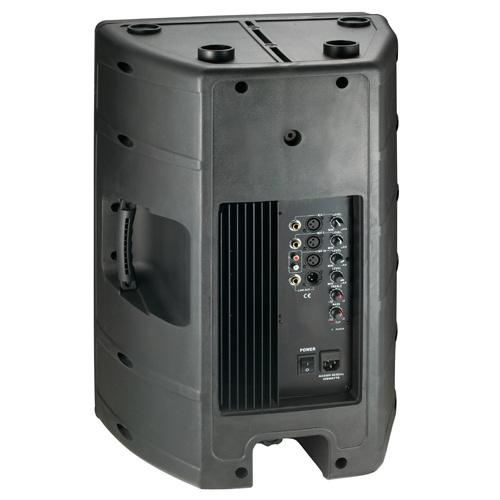 15 Inch Stage Plastic Speaker Box